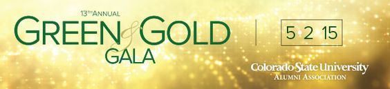 Looking forward to this year's Green & Gold Gala!