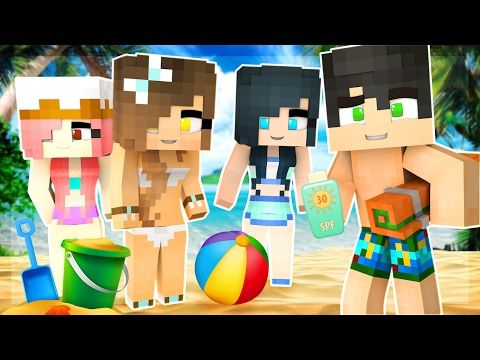 Yandere High School Bad Vampires In The Night S2 Ep 15 Minecraft Roleplay Youtube Minecraft Baby Roleplay Sand Castle