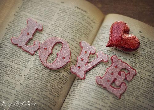 cute, glitter, heart, letters, love, pink - image #60794 on Favim.com