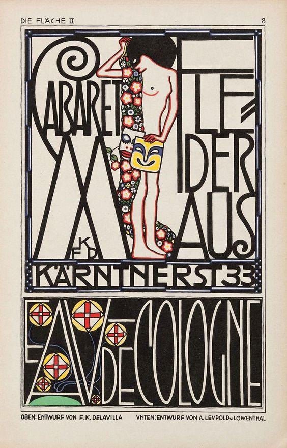 Image result for josef hoffmann poster