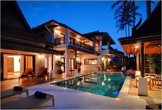 Baan Banburee Luxury Villa | Ko Samui
