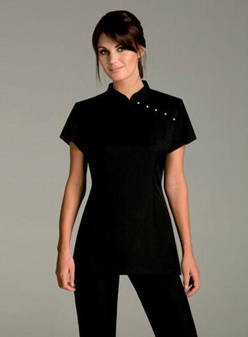 Chinese style tunic dresses style wishlist for Spa uniform china