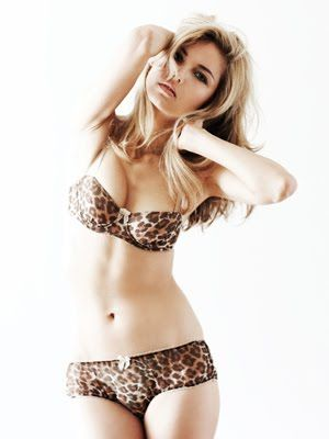 Mimi Holliday Leopard Print // cute everyday leopard set, because beige can get boring ;-)