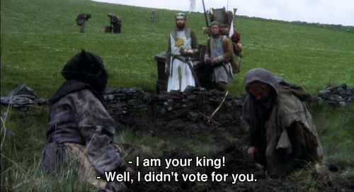Monty Python and The Holy Grail: