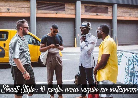 Street Style:10 perfis para seguir no instagram