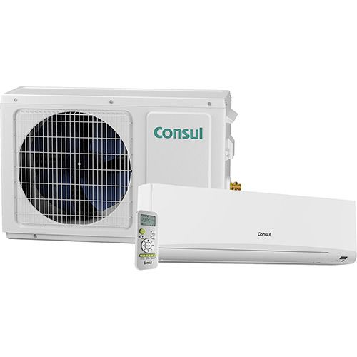 Ar Condicionado Split Consul Facilite Branco 7.500 Btus Frio