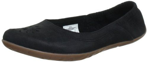 Merrell Women's Barefoot Life Zest Glove Flat,Black