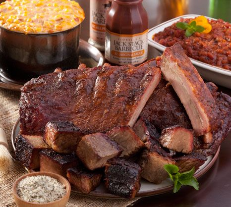 Jack Stack Barbecue has some work to do if they're going to hang with the rest of the KC masters, but they did put out some better-than-average barbecue. Tom D. voted for this review Useful 14/4(K).