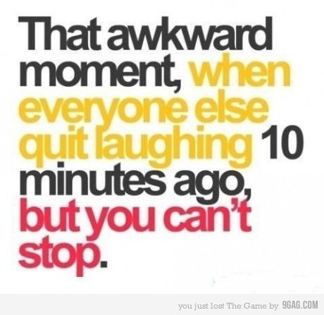 me...all the time