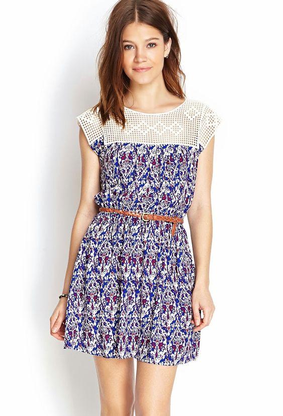 Fabulosos vestidos cortos casuales para la mujer de hoy