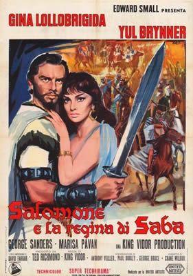 Salomon Et La Reine De Saba : salomon, reine, Salomon, Reine