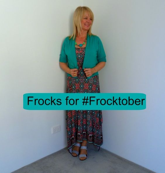 Everyday Style ideas for Frocktober - Lifestyle Fifty