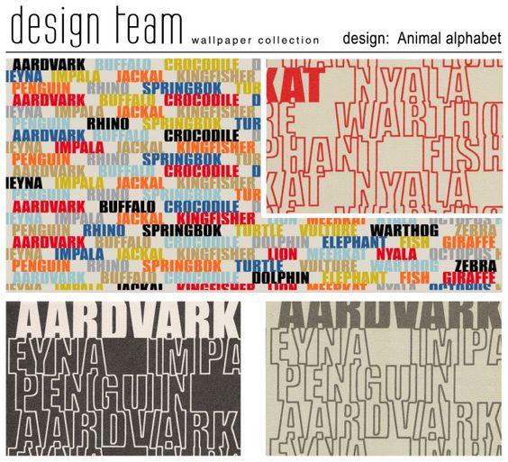 James Russell - Design Team Fabrics - Wallpaper - The Design Tabloid (3)