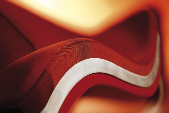 Fying Wave armchair by å Studio » Retail Design Blog