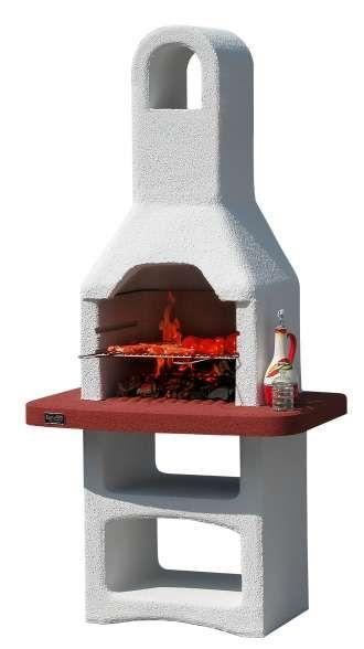 Gratar De Gradina Din Caramida Tip Semineu Masonry 86 X 56 X 188 Cm In 2020 Bottle Opener Wall Masonry Bird House