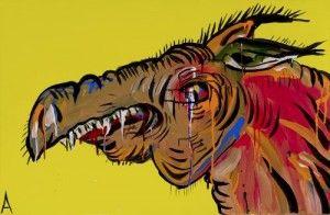 Muk-Muk-Fine-Art-Adam-Cullen-Diprododon