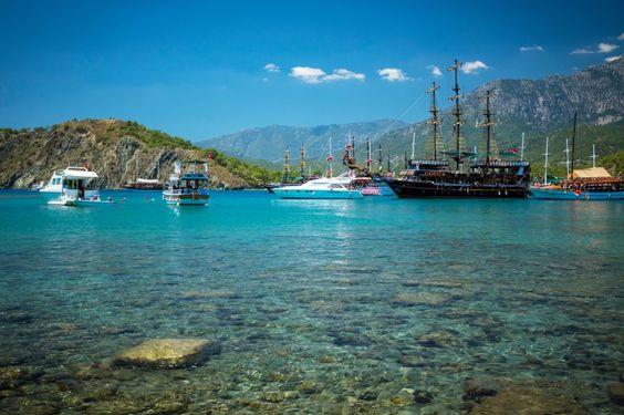 Türkei Urlaub Kemer Meer. #Turkey #Holiday #Sea #Kemer #Antalya http://www.turkeiurlaubhotels.com/ihr-traum-in-kemer-in-die-realitaet/