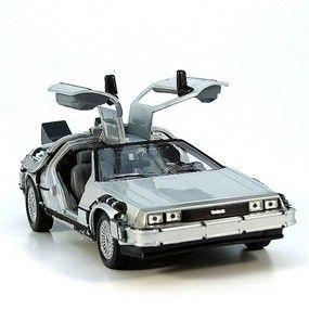 DE LORIAN Car Back to the Future - Coche Regreso al Futuro