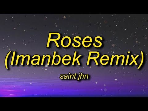 Saint Jhn Roses Imanbek Remix Lyrics And I Know You Won T Tell Nobody No Youtube In 2020 Lyrics Remix Knowing You Who's gonna (nobody) (remix) (feat. and i know you won t tell nobody no
