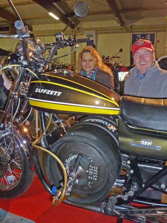 Technorama Kassel 2012 - Oldtimer-Rallyes, Ausstellungen und Treffen - Forum - www.classic-motorrad.de