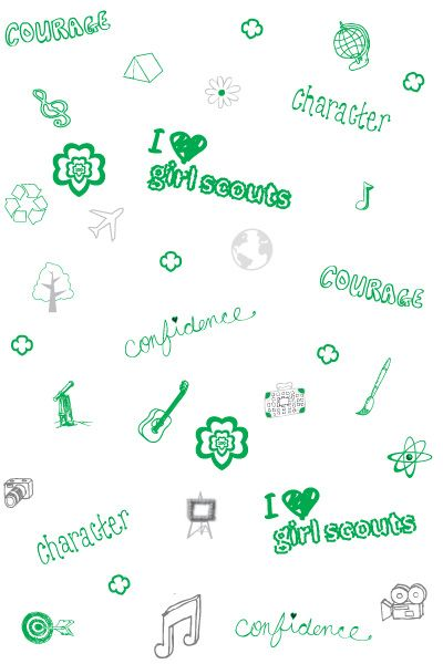 girl scout background   bing images
