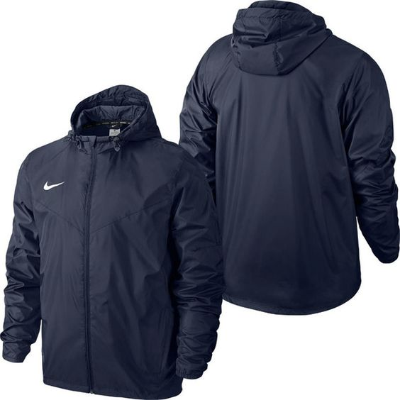 Nike Team Sideline Rain Jacket (€27) ❤ liked on Polyvore ...