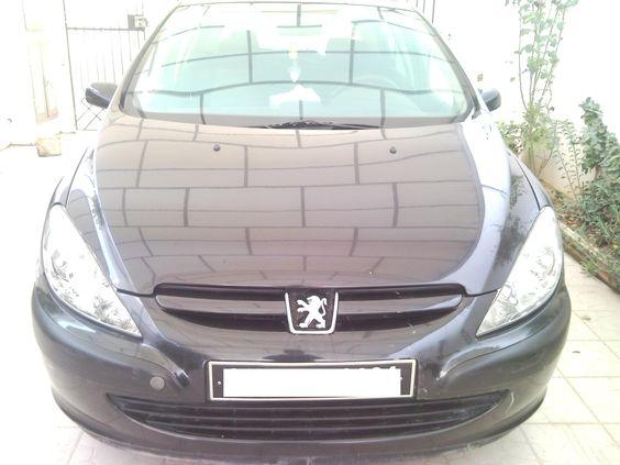 Annonce de vente de voiture occasion en tunisie PEUGEOT 307 Ariana