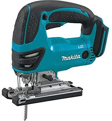 Makita Xvj03z 18v Lxt Lithium Ion Cordless Jig Saw Tool Only Amazon Com Saw Tool Woodworking Jigsaw Best Jigsaw