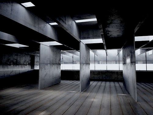 Paolo Mendes da Rocha's interiors