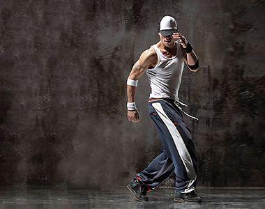 Cooler Ghettostyle fürs Fitnesstudio. Foto: istockphoto.de