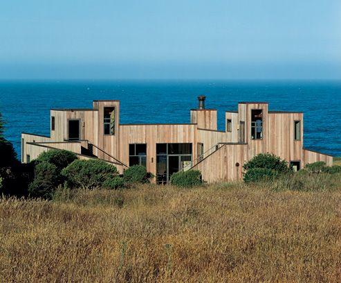 Sea Ranch Condominio de Charles Moore #arquitecturaconmayusculas
