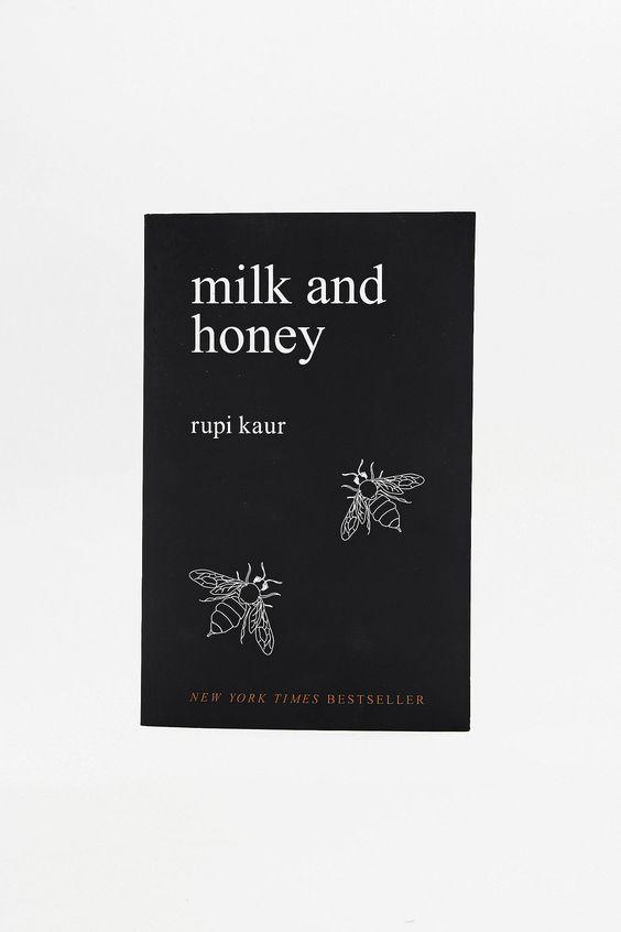 Slide View: 1: Livre Milk and Honey