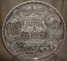 vintage state plates - Google Search