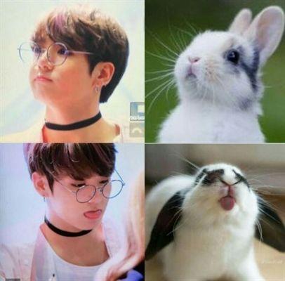 História My bunny its real!(Jikook) - História escrita por Evelynoir - Jimin um homem de 20 anos , escritor . Um dia por uma crítica nos jornais ele passa por mome..