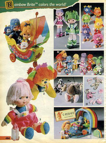 1985-xx-xx Sears Christmas Catalog P494 by Wishbook, via Flickr