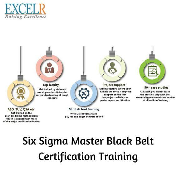 Six Sigma Master Black Belt Certification Training Achieve your ...