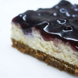 Blueberry Cheesecake Bar