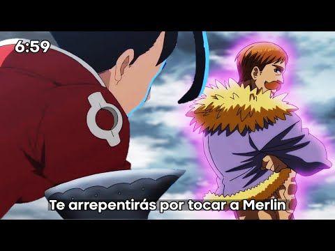 Nanatsu No Taizai Temporada 4 Adelanto Completo Escanor The One Vs Zeldris Y Chandler Parte 3 Youtube No Taizai Pecados Capitales 7 Pecados