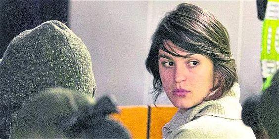 Paola Salgado, implicada en actos terroristas en Bogotá.