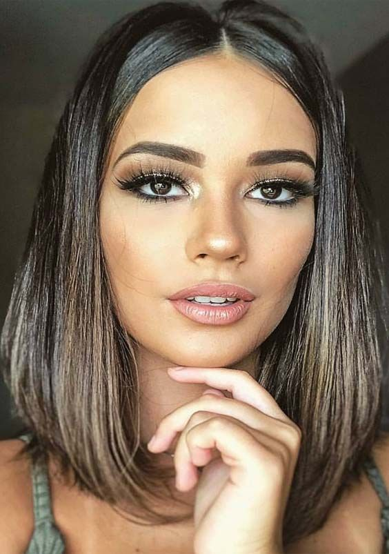 Pin On Medium Shoulder Length Hair Cuts