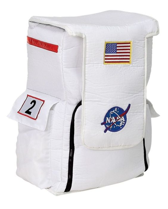 If you are interested in Astronaut Back Pa... visit http://www.bargainsdelivered.com/products/astronaut-back-pack-white at Bargains Delivered