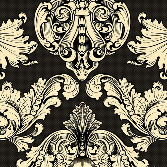 Engravings Vector Set 023 by The Vector Lab , via Behance