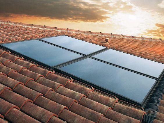 decoracao de interior: Quanta energia seria poupada com painéis solares em minha casa