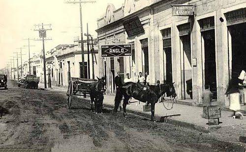 ARAÇATUBA, RUA 15 DE NOVEMBRO, SAO PAULO, ANO 1930 OU 1940