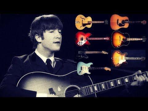 Youtube John Lennon Guitar John Lennon Guitar Collection