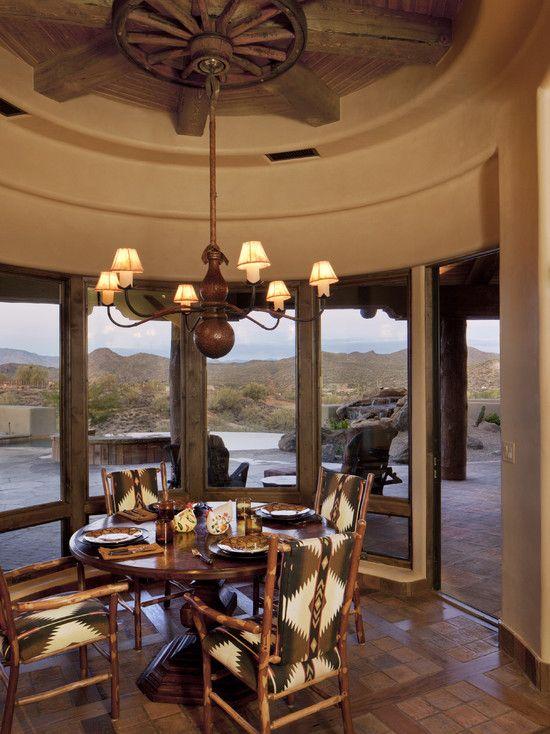 bess jones interiors 39 s design western dining room On western dining room ideas