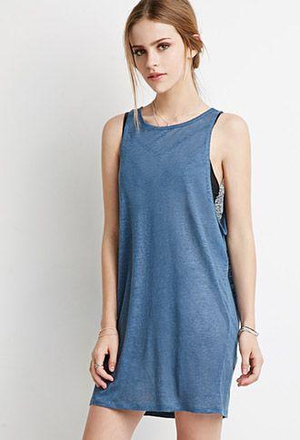 I have a creepy addiction to tshirt dresses