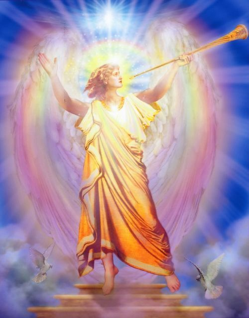 ARCHANGEL GABRIEL : THE QUALITY OF LOVE KNOWN AS RECEPTIVITY: