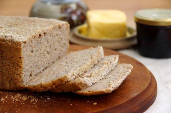brown rice flour bread machine recipe