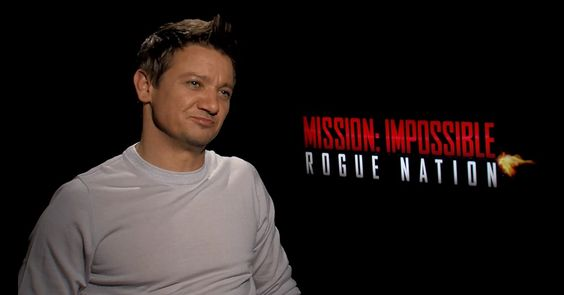 Jeremy Renner - on his biggest achievement in life (and Mission Impossible)